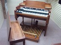 Classic 1960's Vintage Hammond B3 Organ Gorgeous & 122 Leslie Speaker In Mint Condition  - Now Sold 7/27/12