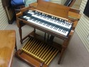 Showroom New - Pristine Perfect 1963 Vintage Hammond B3 Organ & 22H Leslie Speaker Now Available!