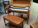 Pristine Vintage B3 Organ & 21H Leslie Speaker - Now Available!