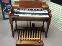 Mint  Condition Vintage 1959 Hammond B3 Organ & 122 Leslie Speaker & PR-20 Hammond Speaker - AWESOME B3 Package!  Now Available!