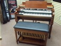 A Classic Vintage Hammond B3 Organ In Beautiful Condition & Includes A Padded Bench & 122 Leslie Speaker In Mint Condition  - Now Available!