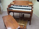 Classic 1960's Vintage Hammond B3 Organ Gorgeous & 122 Leslie Speaker In Mint Condition  - Now Available!-copy