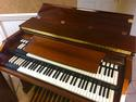 NEW ARRIVAL- NOW IN OUR SHOWROOM! A GORGEOUS VINTAGE HAMMOND C3 ORGAN & Original Matching 122RV Leslie Speaker - Will Sell Fast! A Great Value! Plays, Sounds Perfect! - Now Available!