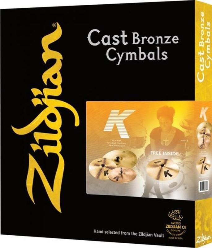 K Zildjian Pack