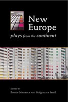New Europe: Plays from the Continent -copy