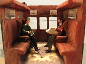 Sherlock Holmes -- Boscombe Valley Mystery