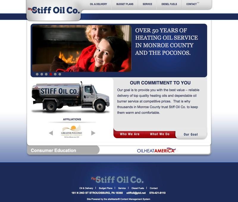 Stiff Oil