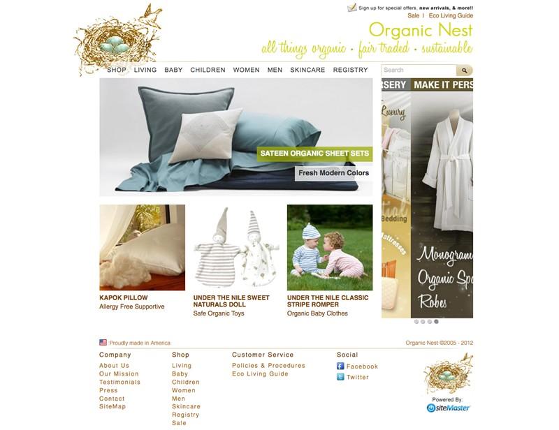 Organic Nest