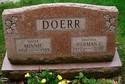 Doerr Memorial- Design #MHM100