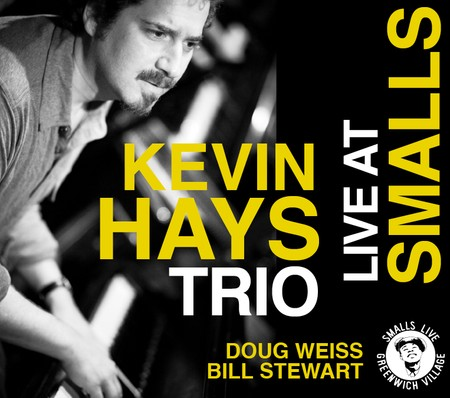 The Kevin Hays Trio - Cover