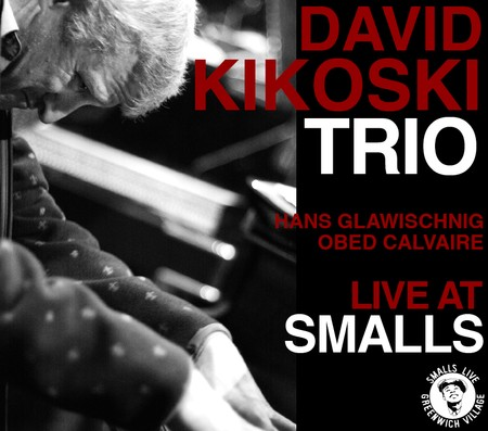 The David Kikoski Trio - Cover