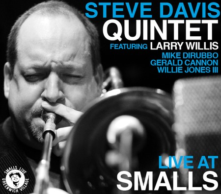 The Steve Davis Quintet - Cover