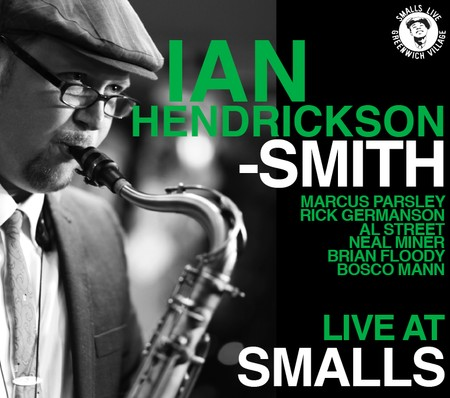 The Ian Hendrickson-Smith Group - Cover