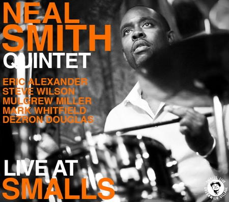 THE NEAL SMITH QUINTET - cover