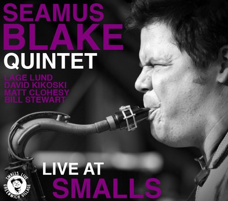 THE SEAMUS BLAKE QUINTET - cover