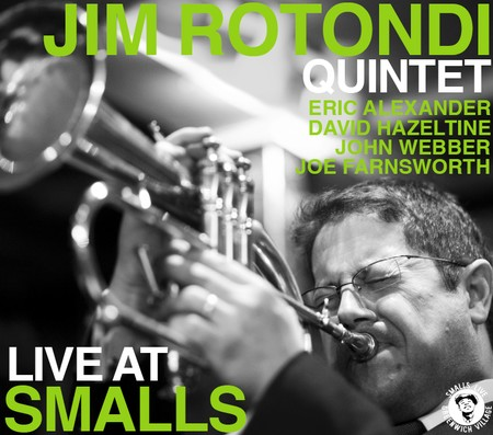 THE JIM ROTONDI QUINTET - cover