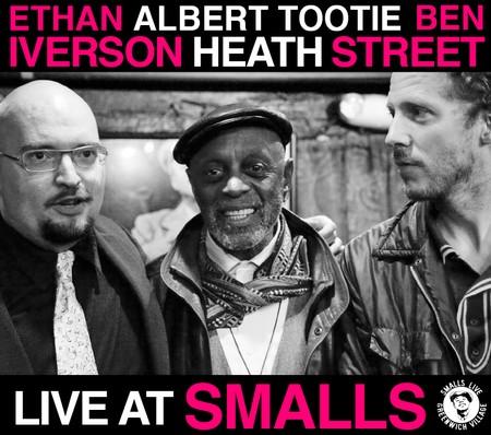 Ethan Iverson, Ben Street, Tootie Heath Trio - cover