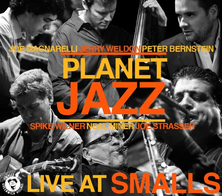 Planet Jazz - Live At Smalls - cover