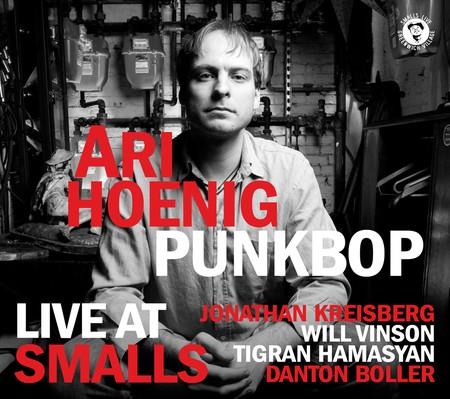 Ari Hoenig & Punkbop - Cover