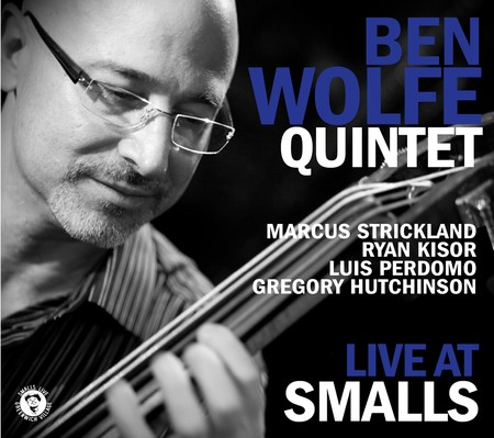 The Ben Wolfe Quintet - Cover