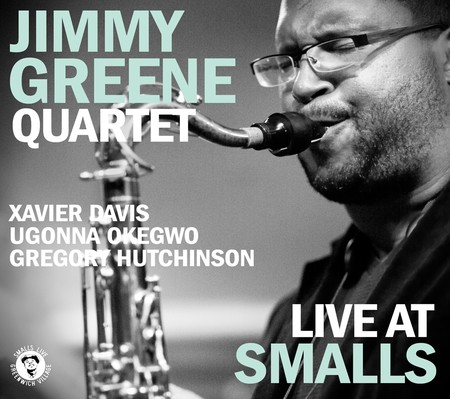 The Jimmy Greene Quartet - Cover