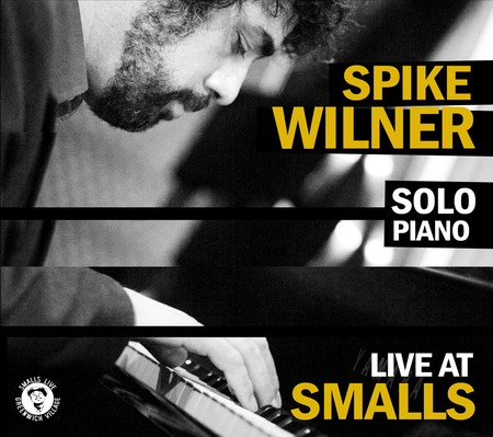 Spike Wilner Solo Piano - Cover