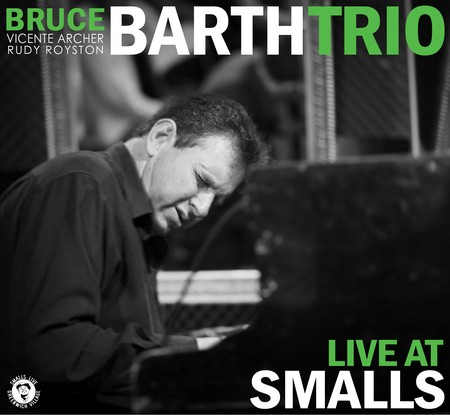 BRUCE BARTH TRIO - Cover