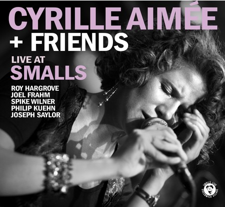 CYRILLE AIMEE & FRIENDS - Cover