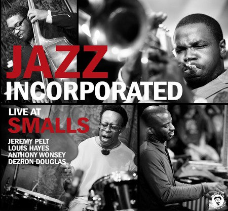 JAZZ INCORPORATED - Cover
