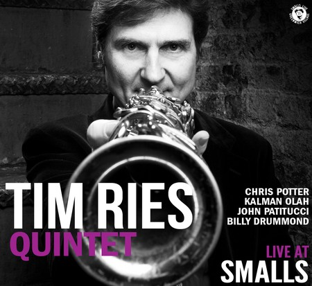 THE TIM RIES QUINTET - Cover