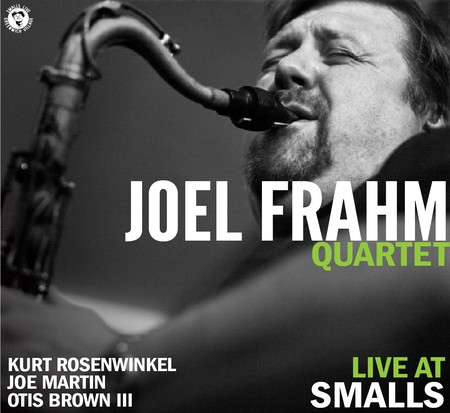 JOEL FRAHM QUARTET - Cover