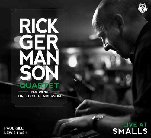The Rick Germanson Quartet - Cover
