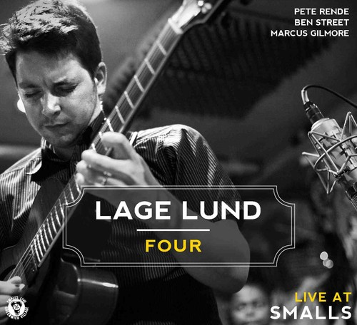 The Lage Lund Four - Cover