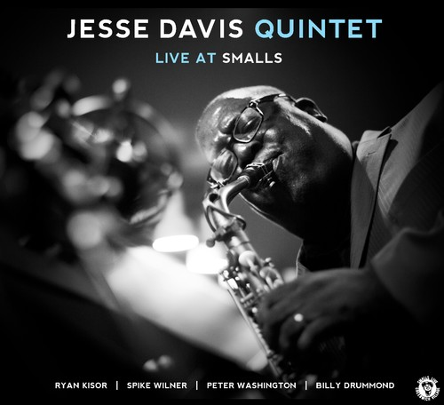 The Jesse Davis Quintet - Cover