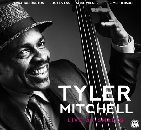 Tyler Mitchell - Cover