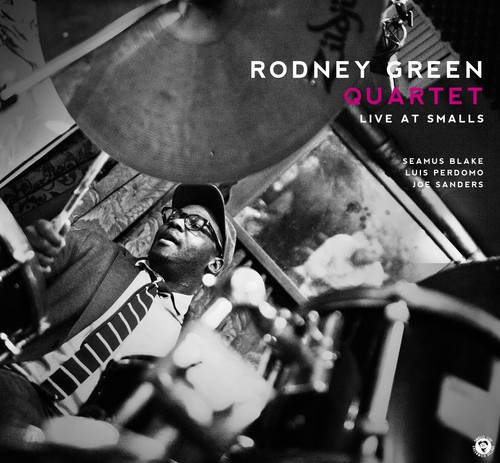 Rodney Green - Cover