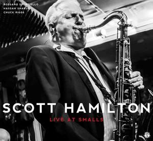 Scott Hamilton - Cover