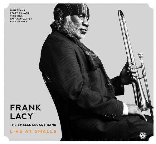 Frank Lacy - Cover