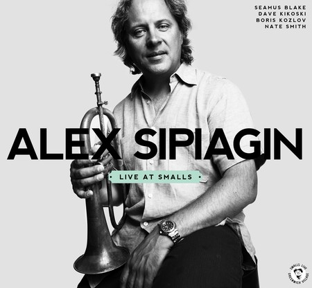 Alex Sipiagin - Cover