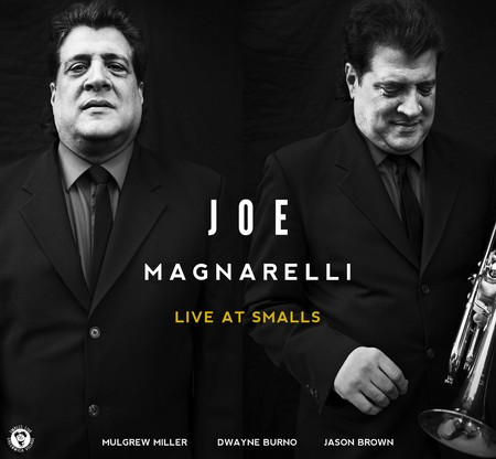 Joe Magnarelli - Cover