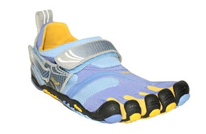 VFF KomodoSport Blue/Yellow/Gray