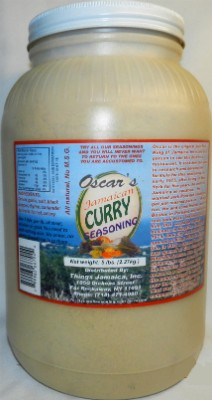 Curry Seasoning - 5LB