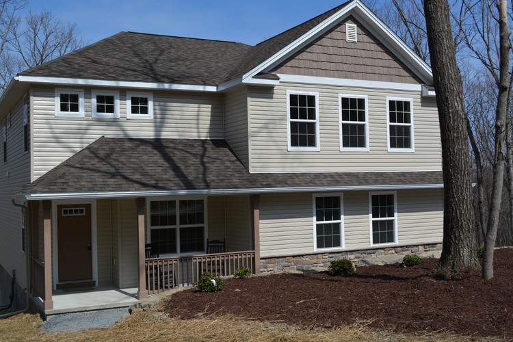 Construction Complete                  984 McKinley Way
