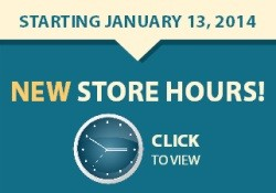 new hours side banner