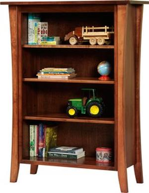 JR WOODWORKING BOOKCASE MANHATTAN