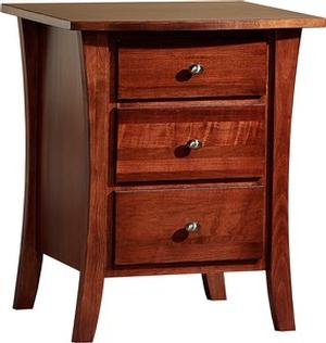 JR WOODWORKING MANHATTAN NIGHTSTAND