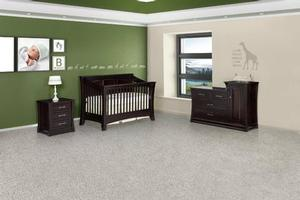 Carlisle Nursery Set