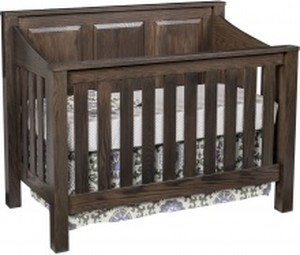 KIDS COMFORT CRIB MISSION PANEL NON TOXIC