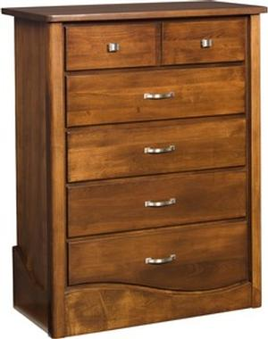 JR WOODWORKING CHEST 6 DRAWER TANESSAL -copy