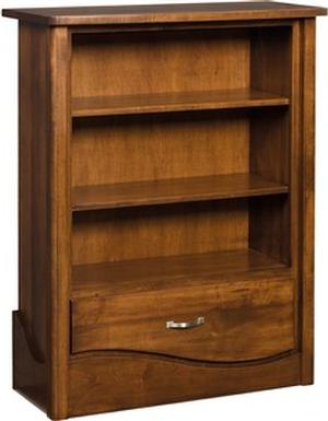 JR WOODWORKING BOOKCASE STANDARD WOOD TANESSAH